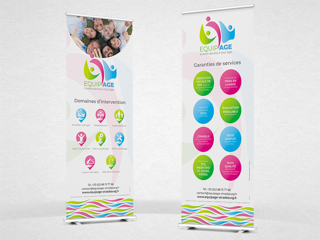 ROLL-UP-EQUIPAGE